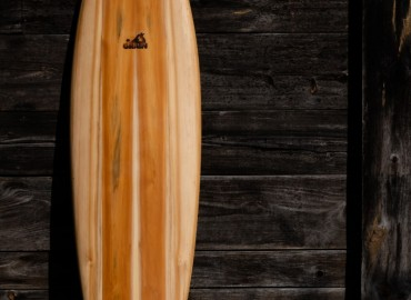 introducing The Tern- A Retro Pintail For Bigger Surf